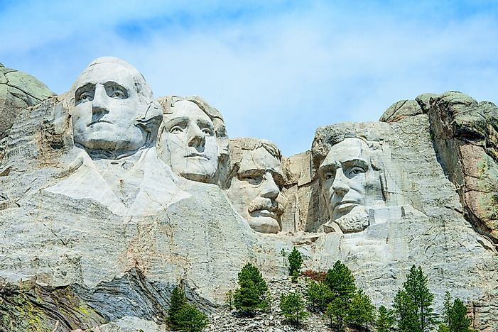 Famous Statues Of The United States Worldatlas Com