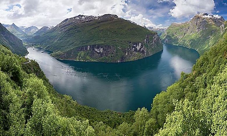 UNESCO World Heritage Sites In Norway