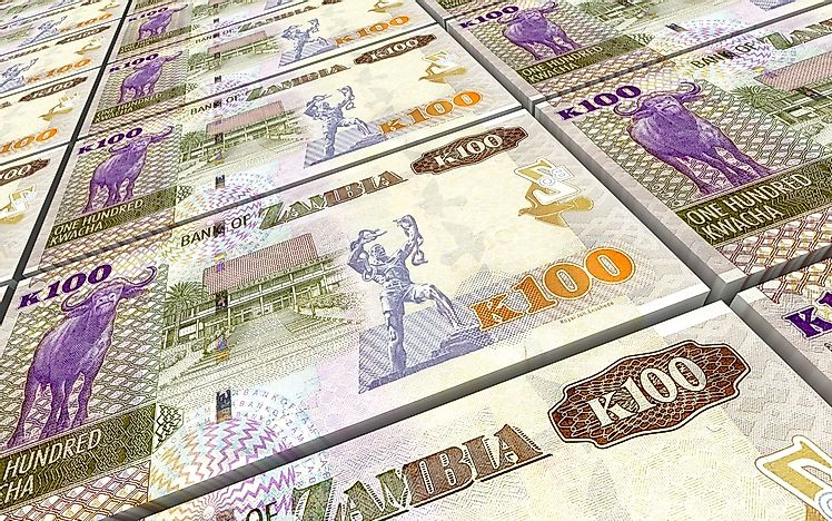What is the Currency of Zambia?