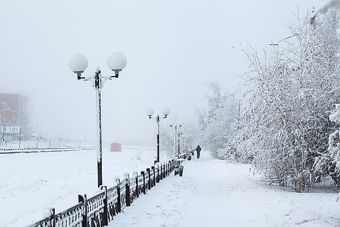 Yakutsk, Russia – The World's Coldest City