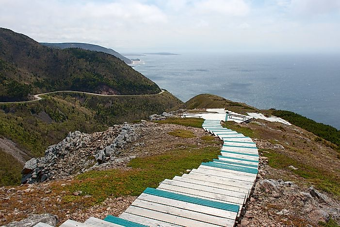 #7 Cabot Trail - Cape Breton, Nova Scotia