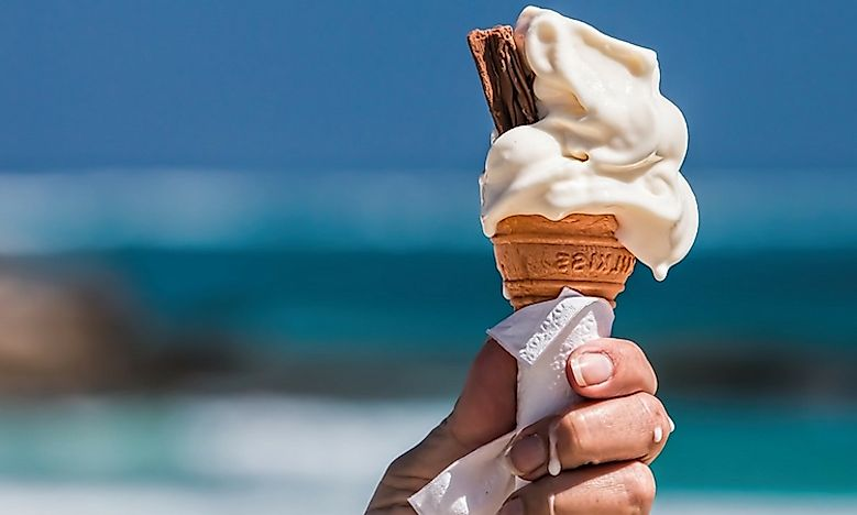 The Best Selling Ice-Cream Brands In The World