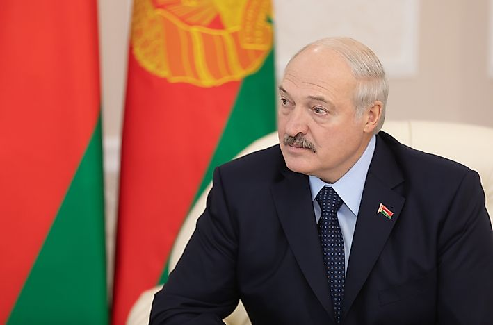Who Was the First President of Belarus?