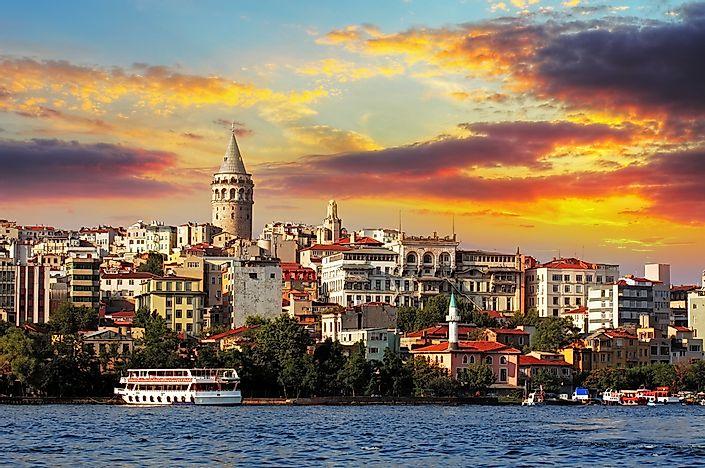 #4 Istanbul - 14.6 million