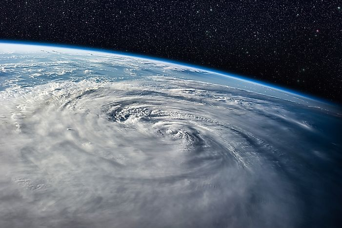 What is the Difference Between a Hurricane and Typhoon?