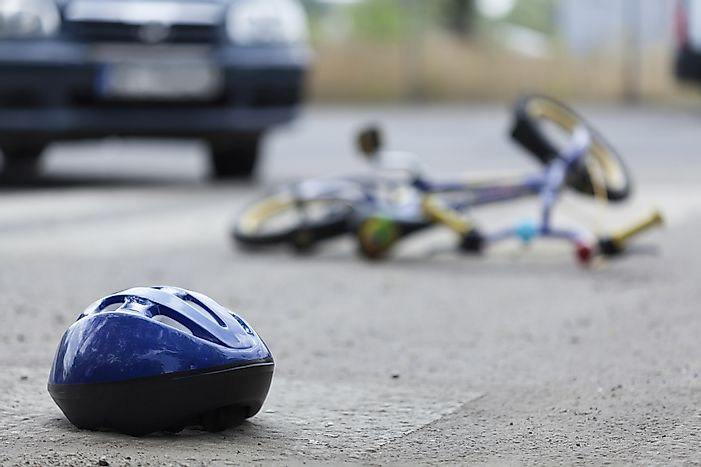 Cyclist Killed By State