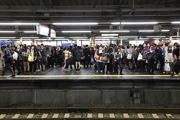 7 of the Busiest Train Stations in the World