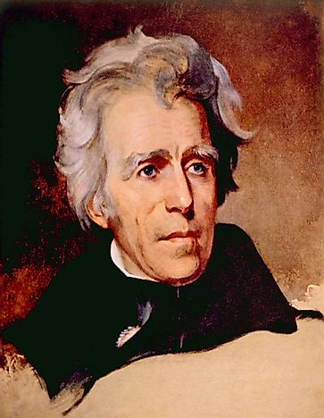 the presidency of andrew jackson Andrew jackson left a permanent imprint upon american politics and the presidency within eight years, he melded the amorphous coalition of personal followers who had.