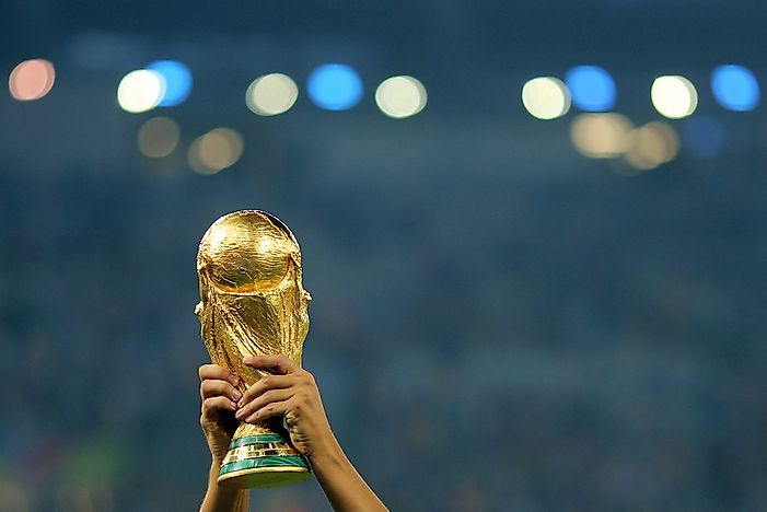 Which Countries Have Hosted the World Cup?