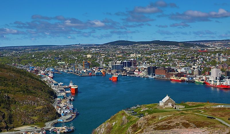 The 10 Biggest Cities In Newfoundland And Labrador