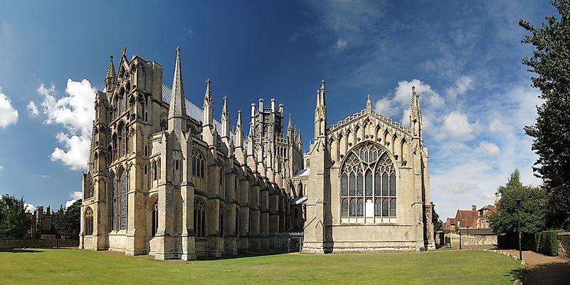 Ely Cathedral - Notable Cathedrals