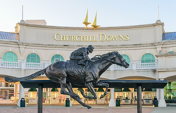 Largest Horse Racing Venues in the World