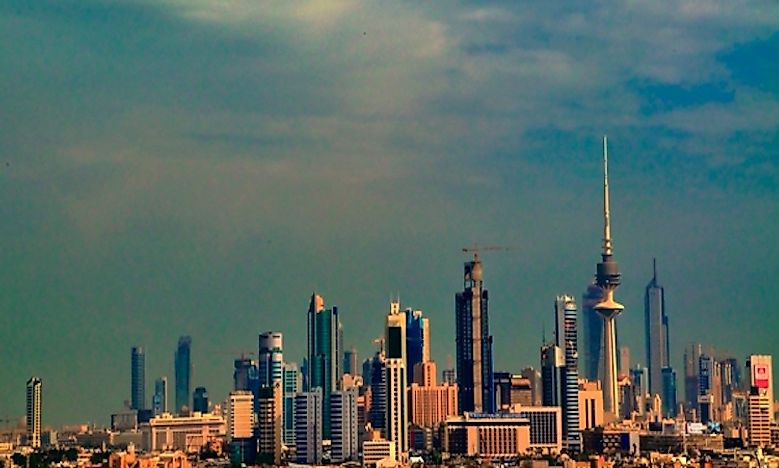 Biggest Cities In Kuwait