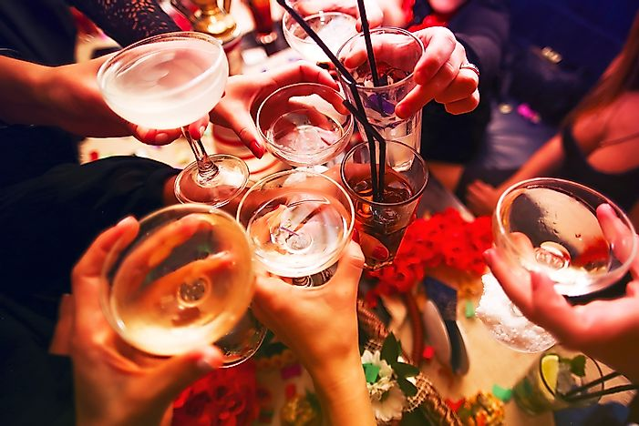 Drinking May Improve Your Memory, New Study Finds