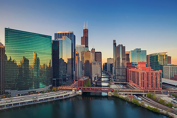 Chicago, Illinois, United States.
