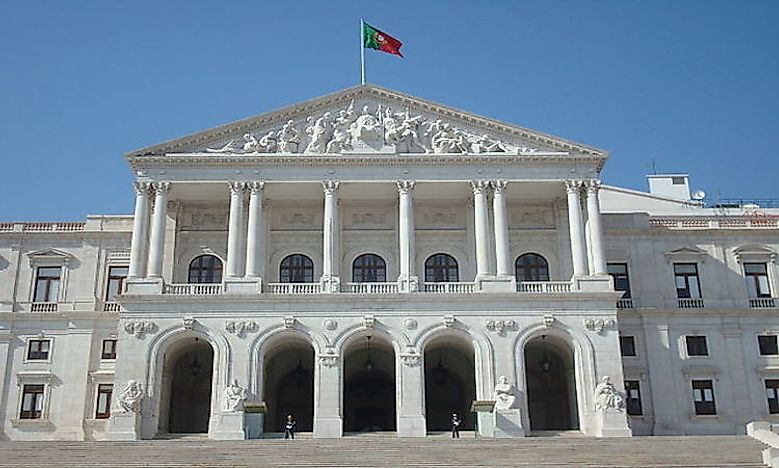 What Is The Capital Of Portugal?