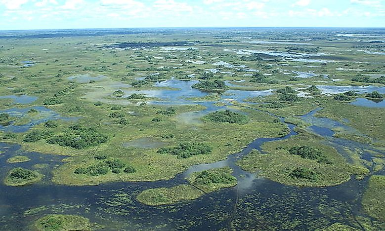 #6 Okavango Delta