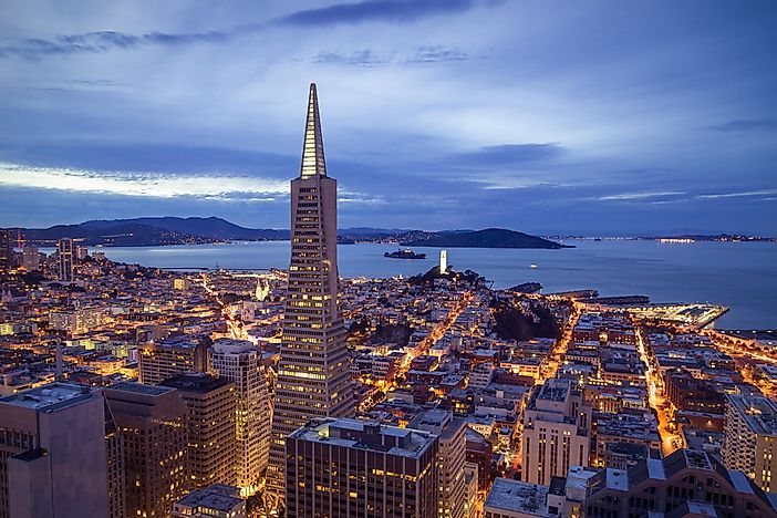 #7 San Francisco-Oakland-Hayward, California - Richest Cities in the US