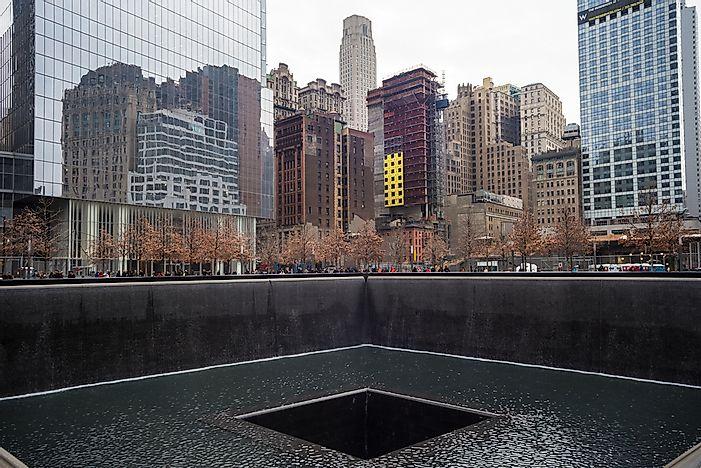 Tưởng niệm # 10 9/11