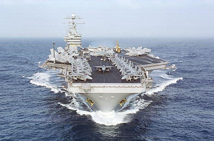 the united states navy usn worldatlas com