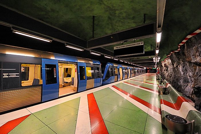 Cities With The Most Expensive Public Transport Networks In The World