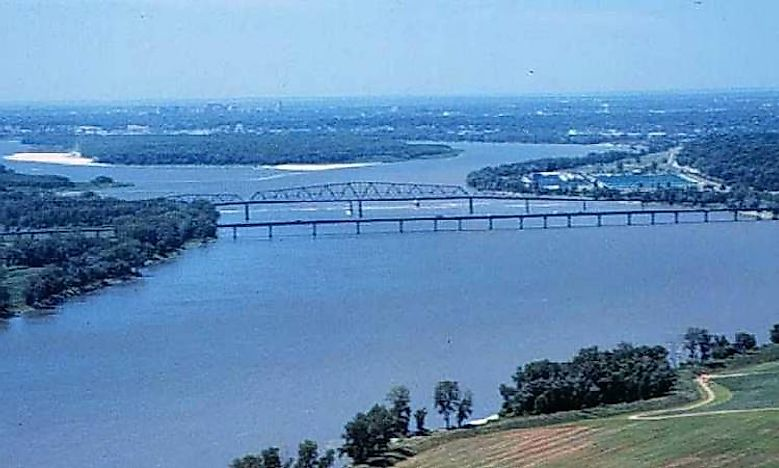 Facts About The Mississippi River - WorldAtlas com