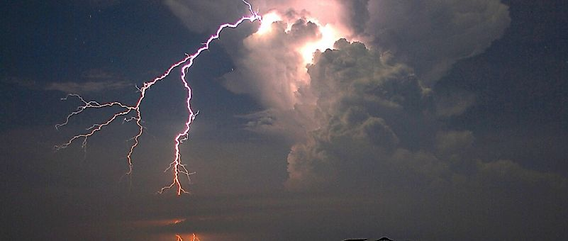 What Is Catatumbo Lightning?