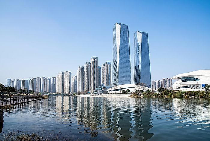 Changsha – Capital Of Hunan, China