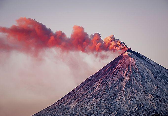 What Causes Volcanoes to Erupt  WorldAtlascom