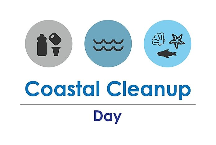 What and When Is International Coastal Cleanup Day?