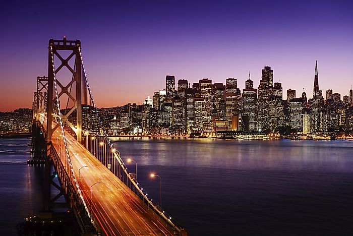 #1 San Francisco - The Greenest Cities in North America