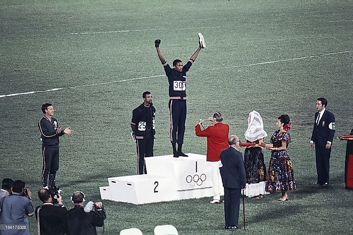 Most Controversial Summer Olympic Games In History