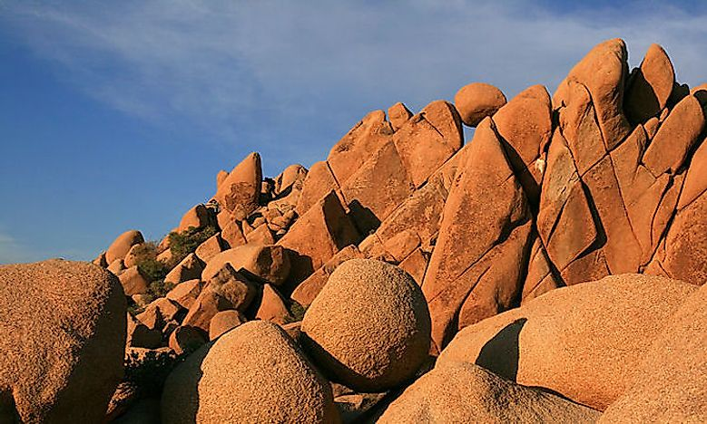 #4 Joshua Tree National Park -