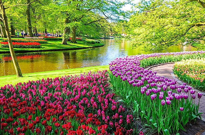 15 Gorgeous Botanical Gardens From Around the World - WorldAtlas.com