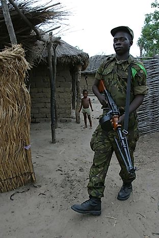 #4 Central African Republic - A State of Lawlessness