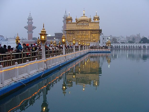 Sikhism, A Monotheistic Indian Religion
