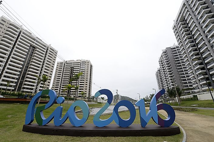 What is an Olympic Village?