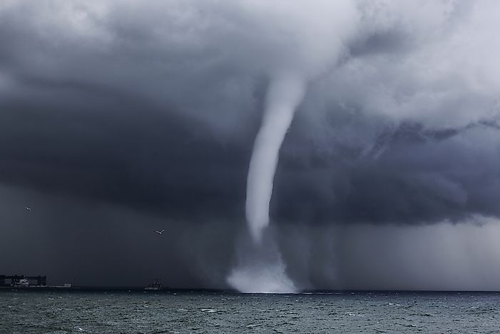 What Is a Waterspout?