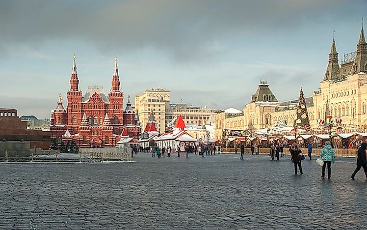 #2 Moscow