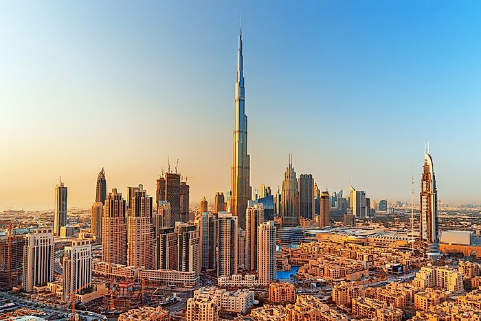 What is the Tallest Building in the World?