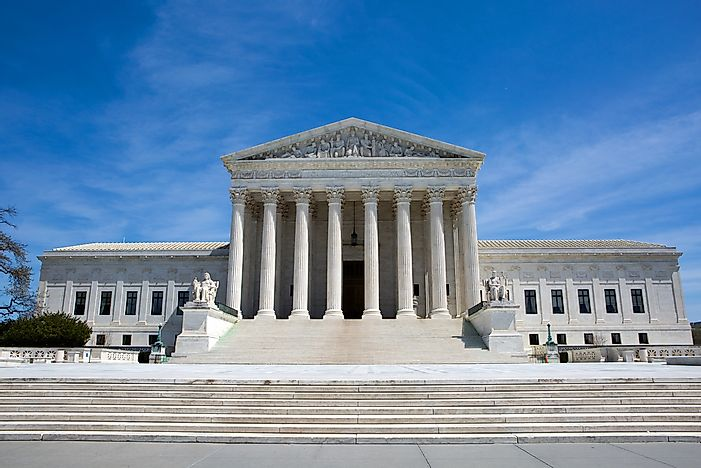 judicial review u s supreme court