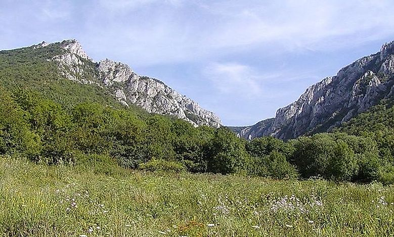 #4 Slovak Karst National Park -