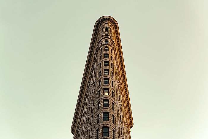 The Oldest Skyscrapers in New York