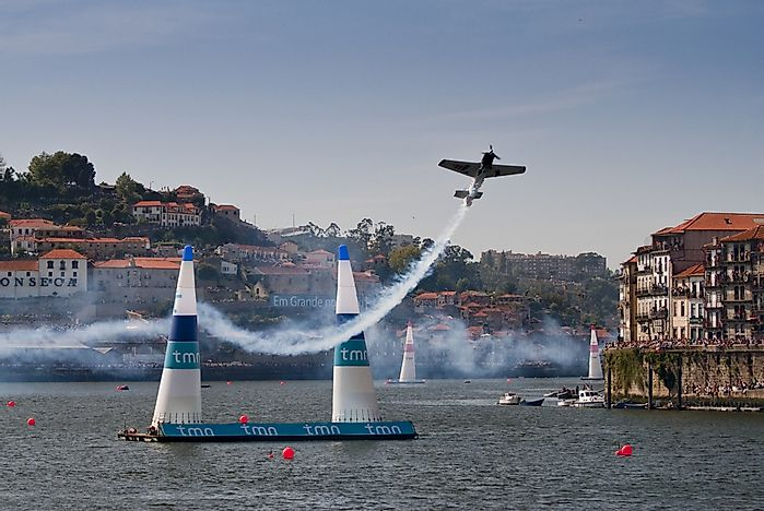 What is the Red Bull Air Race?