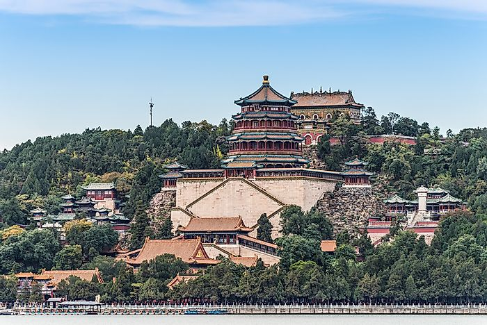 Summer Palace - UNESCO World Heritage Sites in China