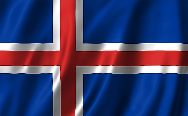 What Do the Colors and Symbols of the Flag of Iceland Mean?