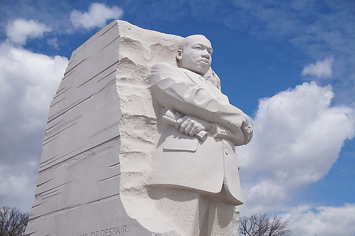 #4 Martin Luther King Jr.