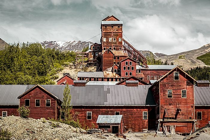 Ghost Towns of America: Kennecott, Alaska