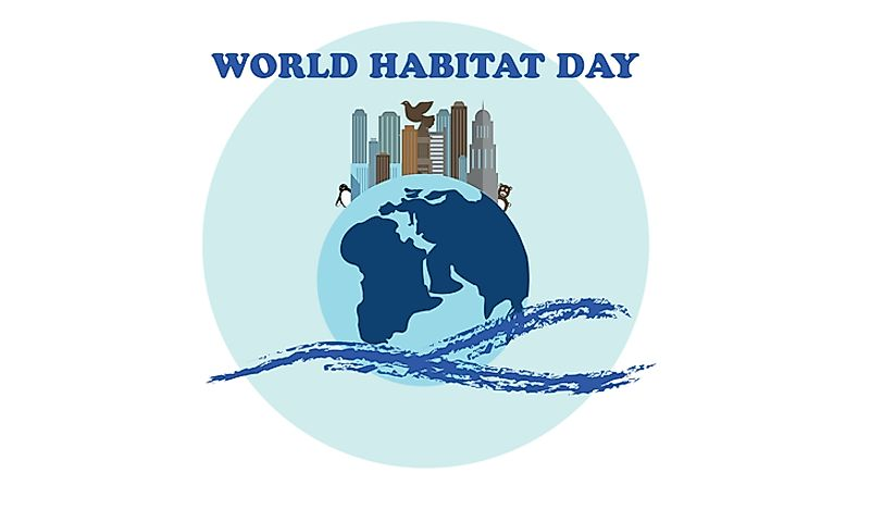 When and Why Is World Habitat Day Celebrated?