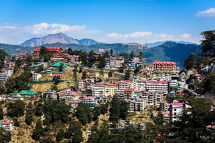 # 7 Shimla, Himachal Pradesh